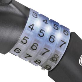 ABUS Steel-O-Flex Raydo Pro 1460 Cavo antifurto KF, black